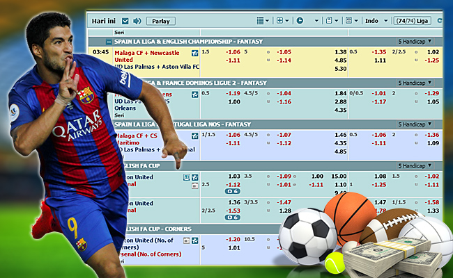 Online soccer betting-Earn money with soccer!