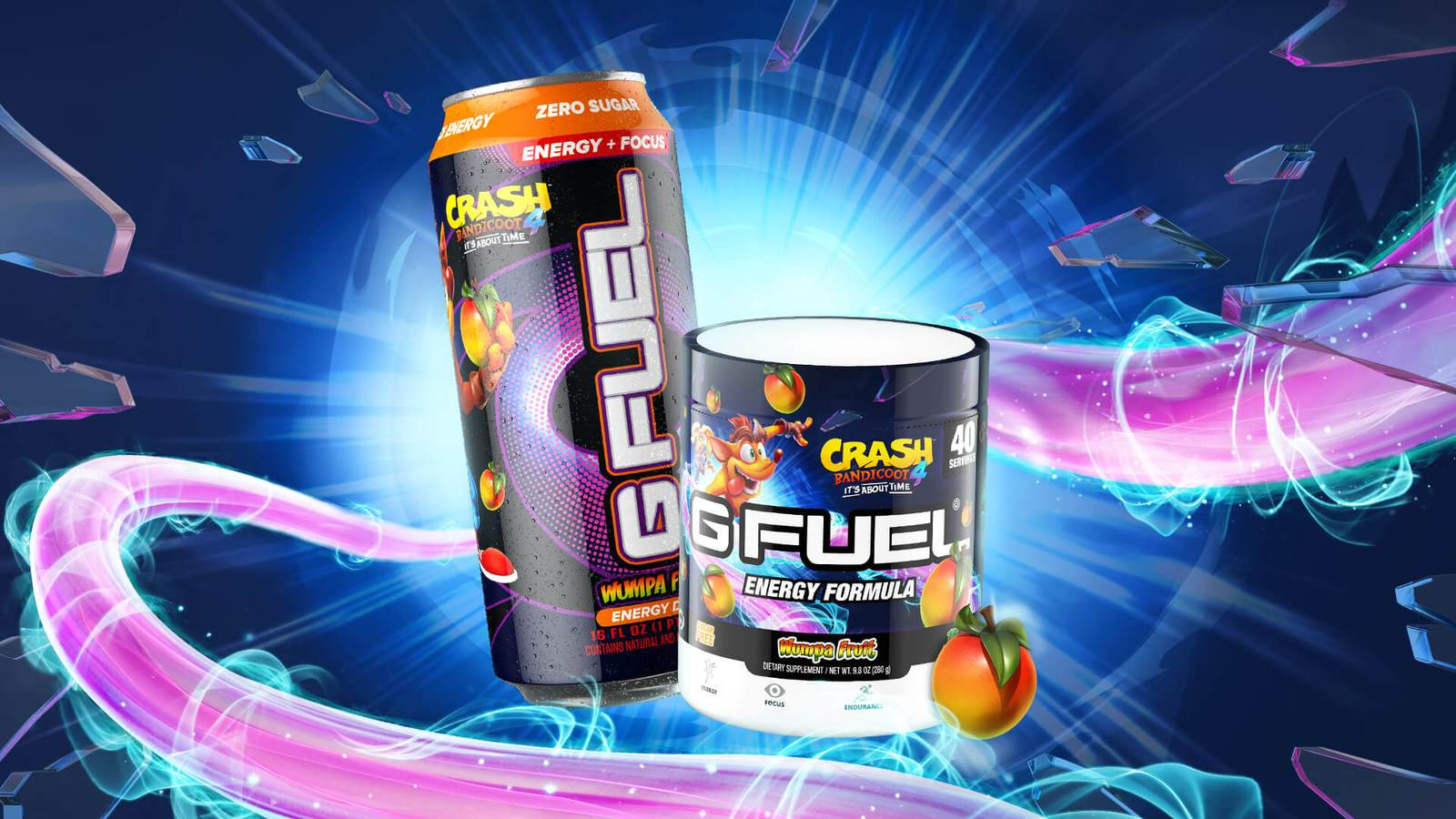 The Top 5 Benefits Provided By The Best Energy Drinks – Acutefruit Tropical Blast