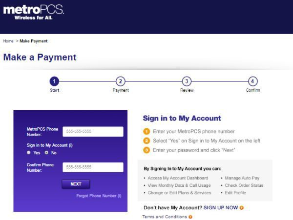 MetroPCS Unlimited Prepaid Plan