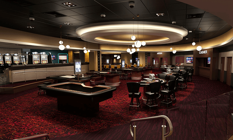 Genuine Cash Gaming's At Hollywood Gambling Establishment
