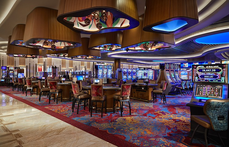 What The Pentagon Can Teach You About Casino
