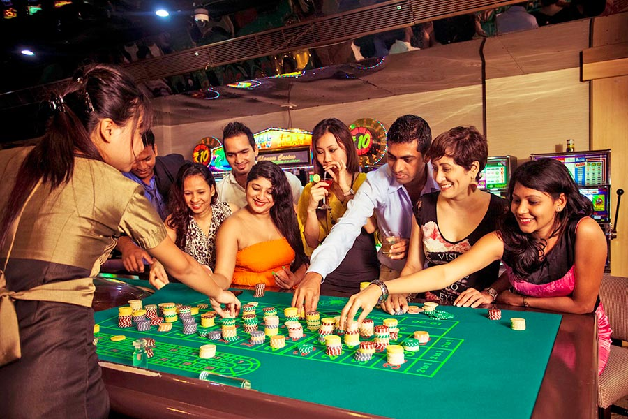 The Untold Tale On Casino That You Need To Be