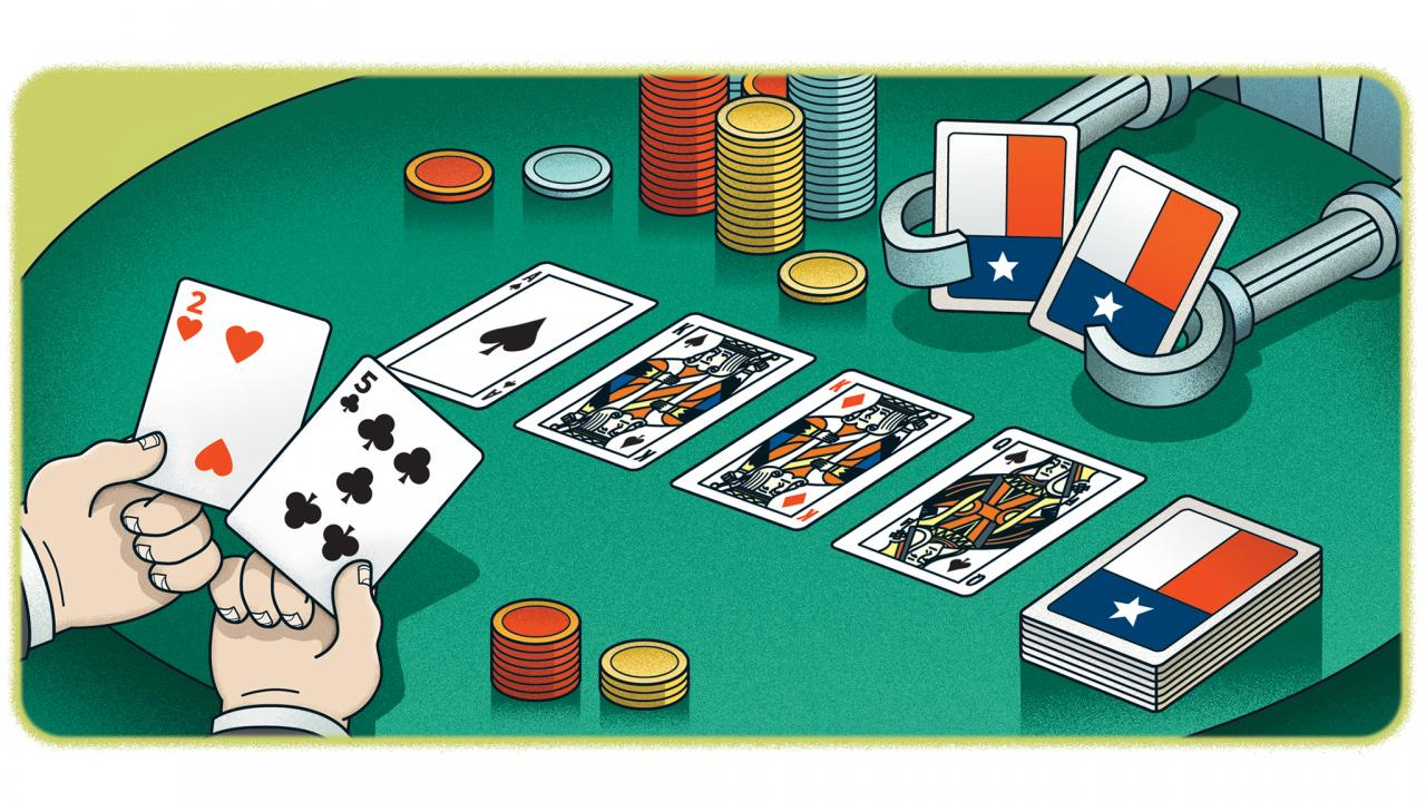 Five Tips To Reinvent Your Gambling And Win
