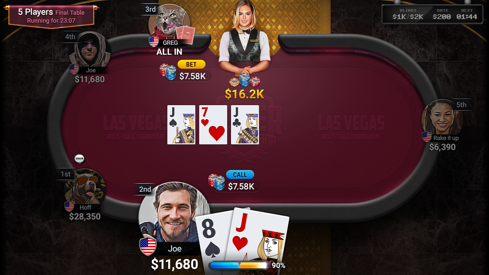 Master The Art Of Gambling With These Three Tips