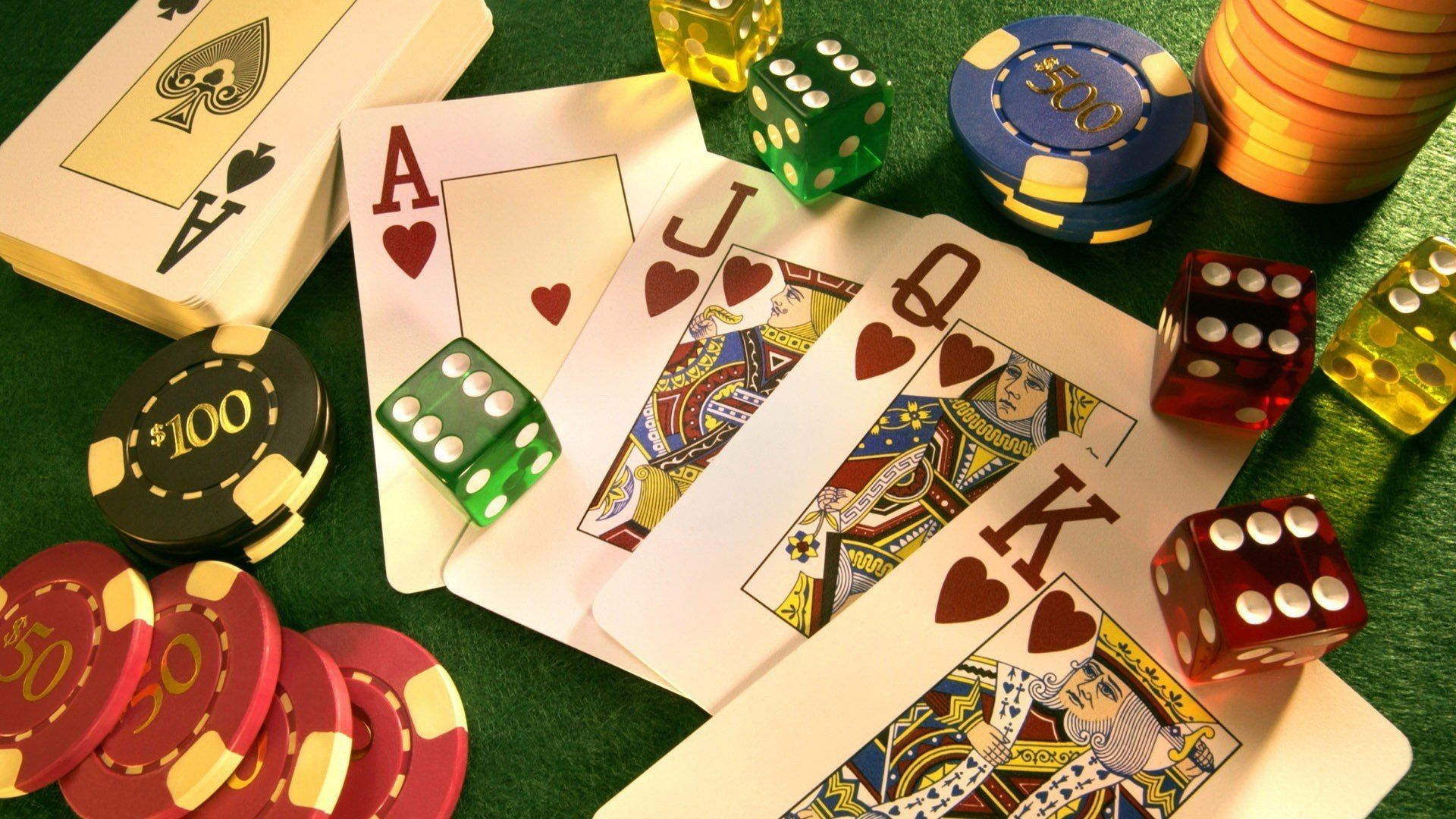 The Nuiances Of Poker
